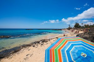 mejores playas lanzarote el jablillo