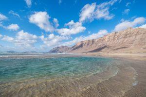mejores playas de Lanzarote Famara