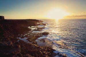 mejores playas Lanzarote Flamingo