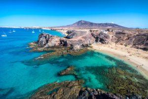rutas de senderismo Lanzarote