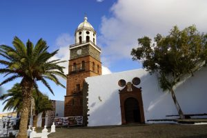 Mercadillo de Teguise en Lanzarote