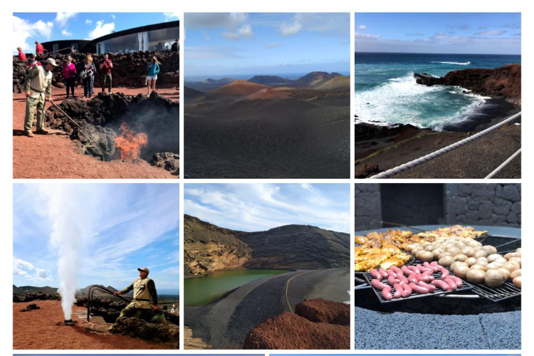 Lanzarote South Tour