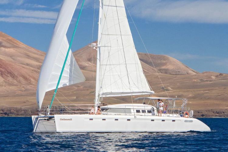 Catamaran Catlanza VI