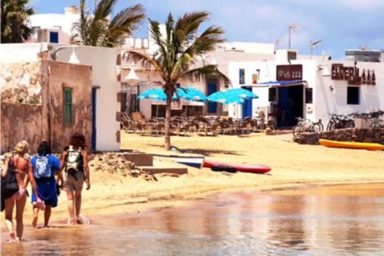 Playa Caleta de Sebo