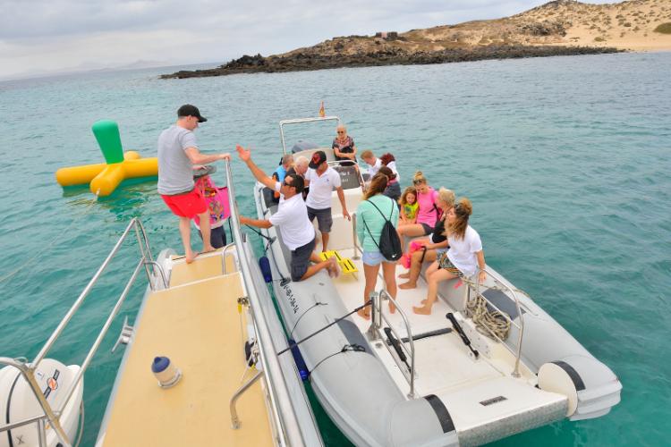 Graciosa Catamaran LET 4